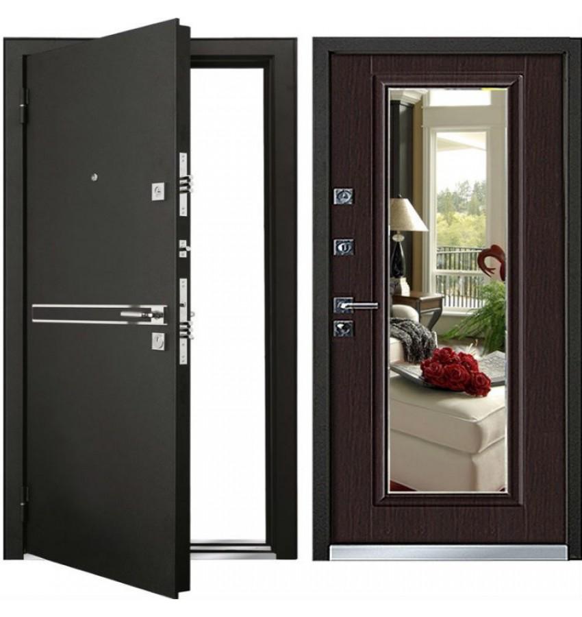 стоимость входной металлической двери