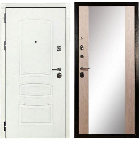 дверь-входная-металлическая-белая