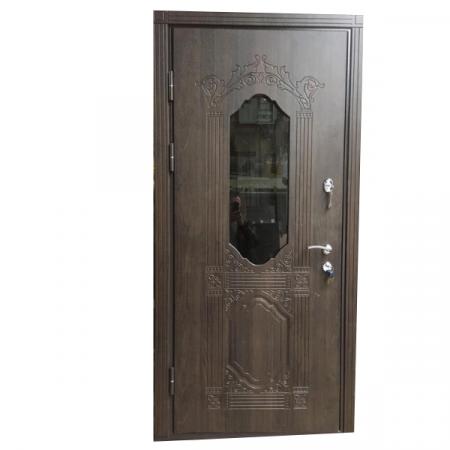 дверь входная металлическая уличная в дом